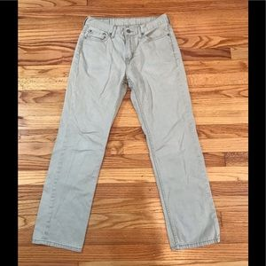 Levi's 514 Jeans Mens 30x30 Jeans Slim Straight